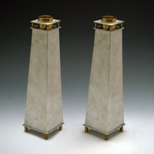 Image of Tall Tapered Candle Holders