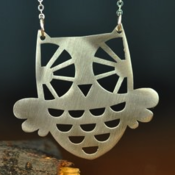 Image of Hootie Stainless Steel Necklace