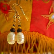 Image of Fresh Water Pearl Earrings