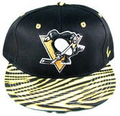 Image of Pittsburg Penguins Vintage Inspired Snapback by Community 54