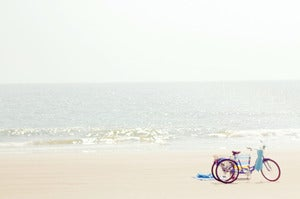 Image of tybee island bike