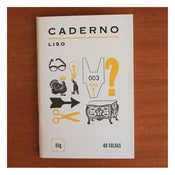 Image of LISO CADERNO by Serrote