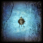 "Image of ""Solo UFO Blue"" <br> Sizes: 4x4"", 6x6"" & 8x8"""