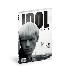 Image of IDOL Magazine Issue 2; THE FUTURE ISSUE