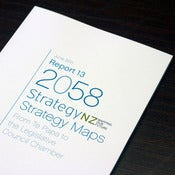 Image of Report 13 - StrategyNZ: Mapping our Future Strategy Maps