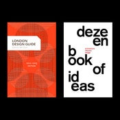 Image of LONDON DESIGN GUIDE 2012-2013 + DEZEEN BOOK OF IDEAS