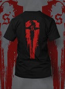 Image of Ashes of Redemption Red Shirt