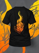 Image of Ashes of Redemption Flame Shirt