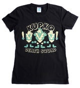 Image of CUPCO DEATH SQUAD TEE (WOMEN'S)