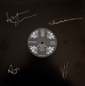 Image of Limited Edition Signed 'Semper Fidelis' Vinyl LP