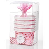 Image of Pretty in Pink Sweet Bowls