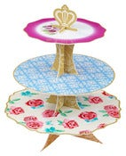 Image of Tea Time Cupcake Stand