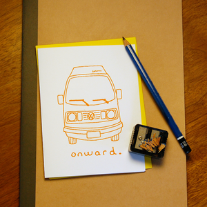 Image of onward- Sold Out