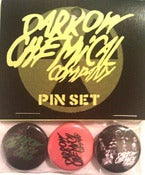 "Image of Darrow Chemical Company: 1"" Button set"
