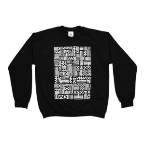 Image of TRIBAL SWEATSHIRT