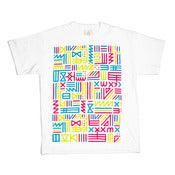 Image of TRIBAL T-SHIRT - SWEET TARTS EDITION