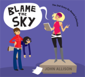 Image of Blame The Sky (SGR Book 2) ebook