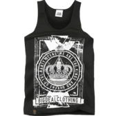 Image of Kings & Queens Of The Party Scene Vest Black