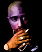 Image of 2PAC - Gone 2 Soon - 16x20 Signed Edition of 10 - Giclee