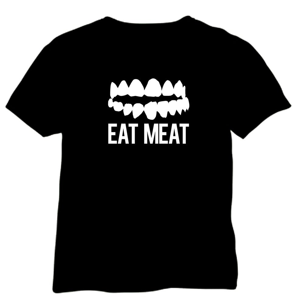 Eat Meat — Eat Meat T-Shirts