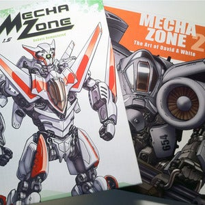 Image of Mecha Zone 1.5 and 2 combo deal