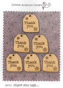 Image of Thank You Tags