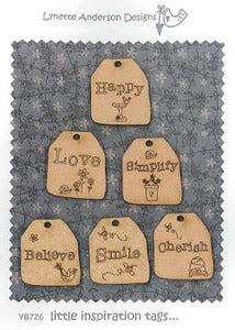 Image of Little Inspiration Tags