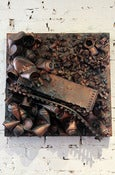 Image of TRAIN WRECK #9 - TODD ROBERTSON