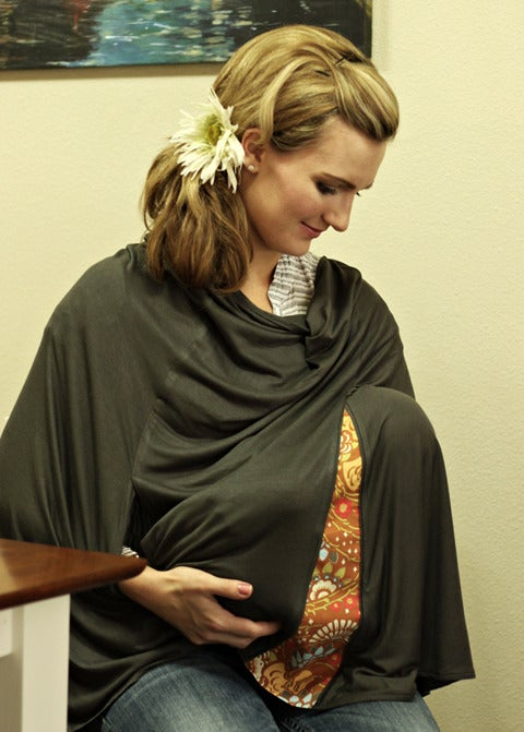 Image of Jada Nursing Poncho