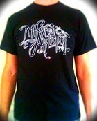 Image of New MGA 'Vulture' Logo Tee.