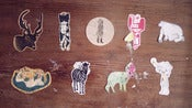 Image of little sticker series no.01