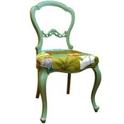 Image of Heidi Awford: Balloon back chair
