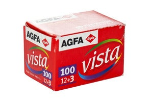 Image of 2003 Agfa Vista 100 35mm film
