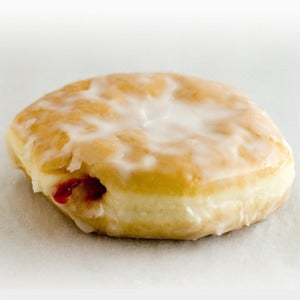 Image of Glazed Fruit-Filled Bismark
