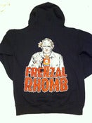 Image of Frenzal Pet Food Store Zip-Up Hoodie.