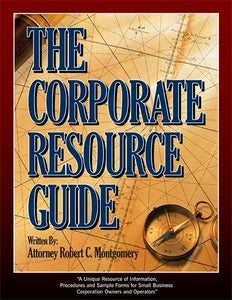 The Corporate Resource Guide (E-Book)