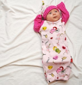 Image of Watered With Love Layette Set