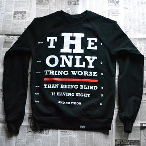 Image of Vision Test (crew-neck)