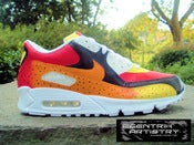 "Image of ""Superhuman"" Air Max 90 (Includes free t-shirt)"