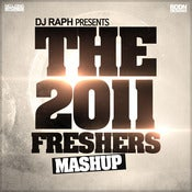 Image of DJ Raph - The 2011 Freshers Mashup Mix CD!!