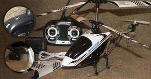Image of The Eagle Eye - R/C Helicopter
