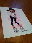 Image of SN'EADS (Print) - Cement 3 Girl