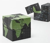 Image of 11/015: Geografia Twistable Globe