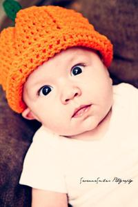 Image of Little Pumpkin Hat