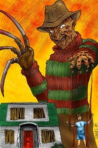 Image of FREDDY - A NIGHTMARE ON ELM STREET 3
