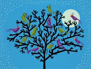 Image of The Night Birds - Limited Edition Print