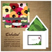 Image of Note Cards<BR>{Miss Poppy Style1}