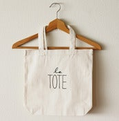 Image of Le Tote Bag