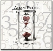 "Image of Adam Pluse ""Time Won't Wait"" EP"