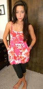 Image of F21 Floral Jumper Dress